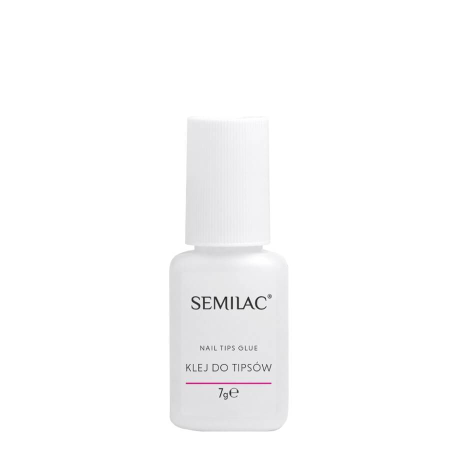 Semilac Nail Tip Glue 7g for Acrylic False Nails