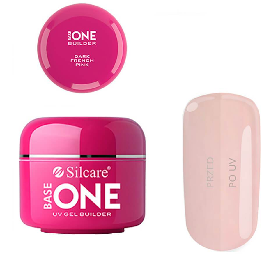 silcare base one builder gel french pink