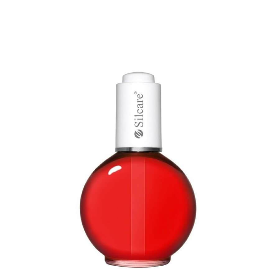 silcare cuticle oil cherry wine 15ml