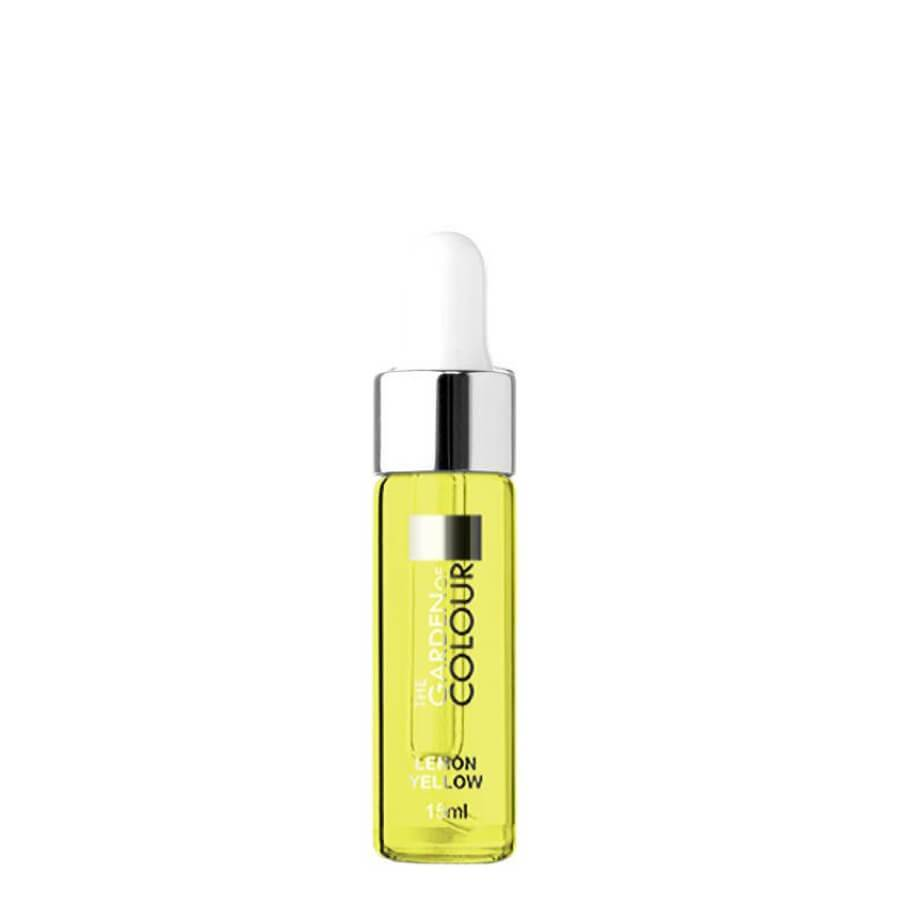 silcare cuticle oil lemon yellow 15ml