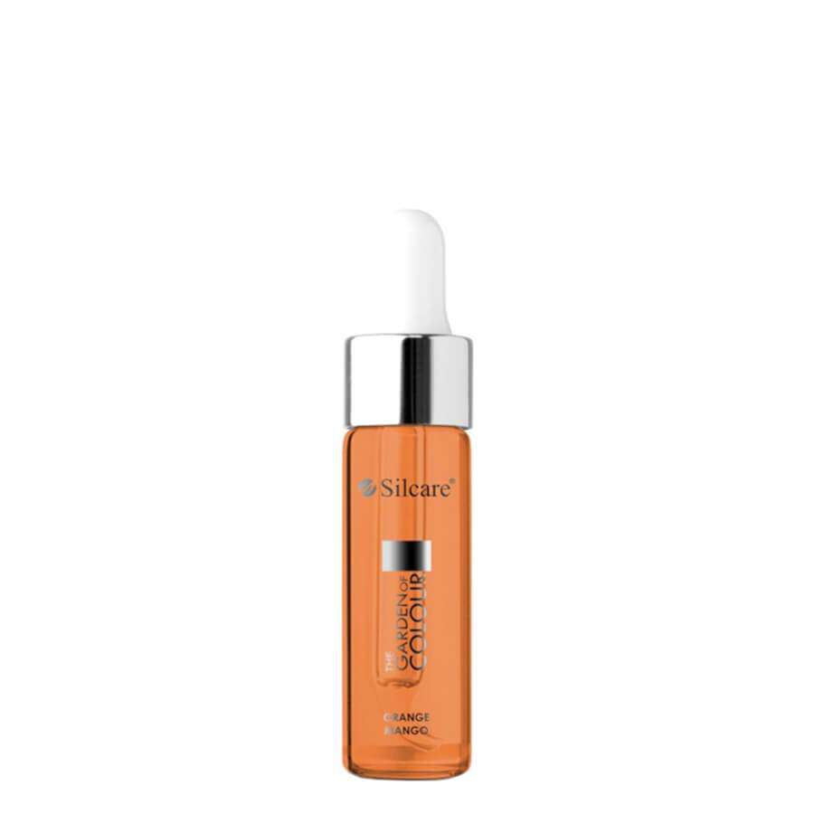 silcare cuticle oil mango orange 15ml