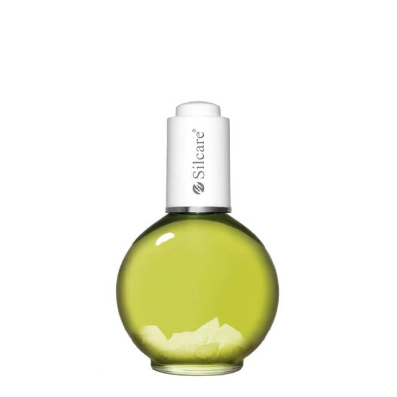 silcare cuticle oil melon light green 75ml