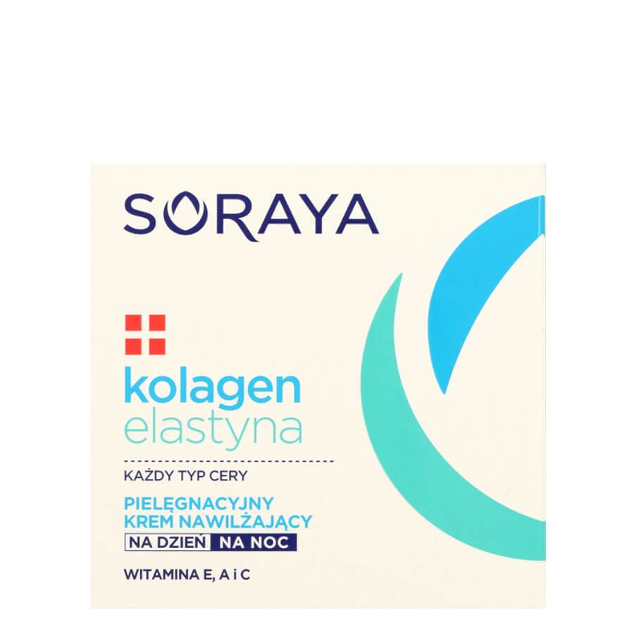 soraya collagen elastin moisturizing cream 50ml