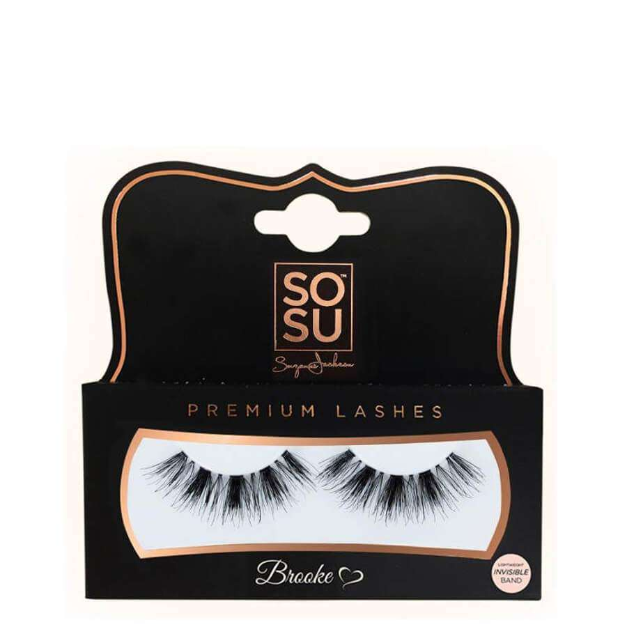 soso premium lashes brooke