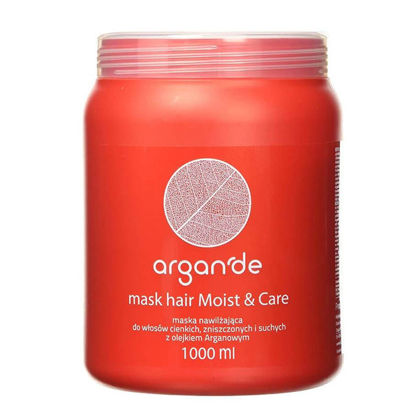 stapiz argande moistuzing hair mask 1000ml
