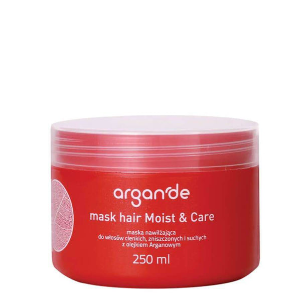 srgande stapiz hair mask moisturizing care 250ml