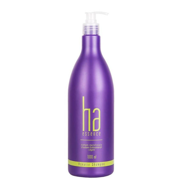 stapiz ha essence revitalizing hair shampoo with algae 1000ml