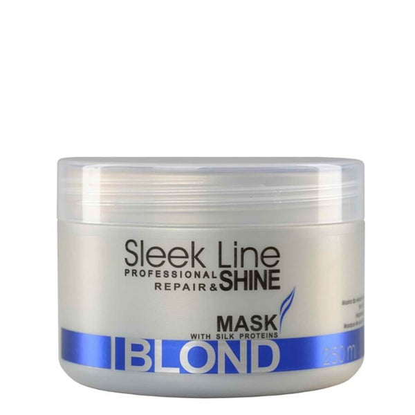 stapiz blonde hair mask 250ml sleek line