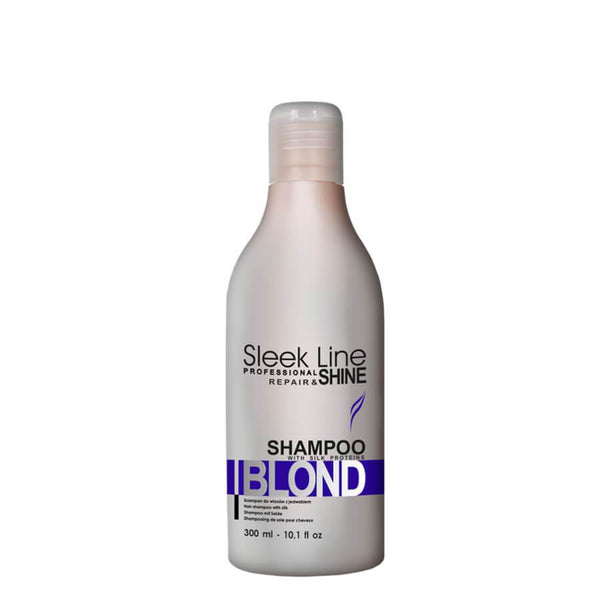 stapiz blonde blond shampoo sleek line 300ml