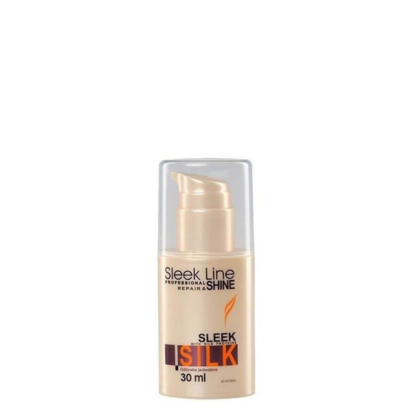 stapiz silk conditioner sleek line 30ml