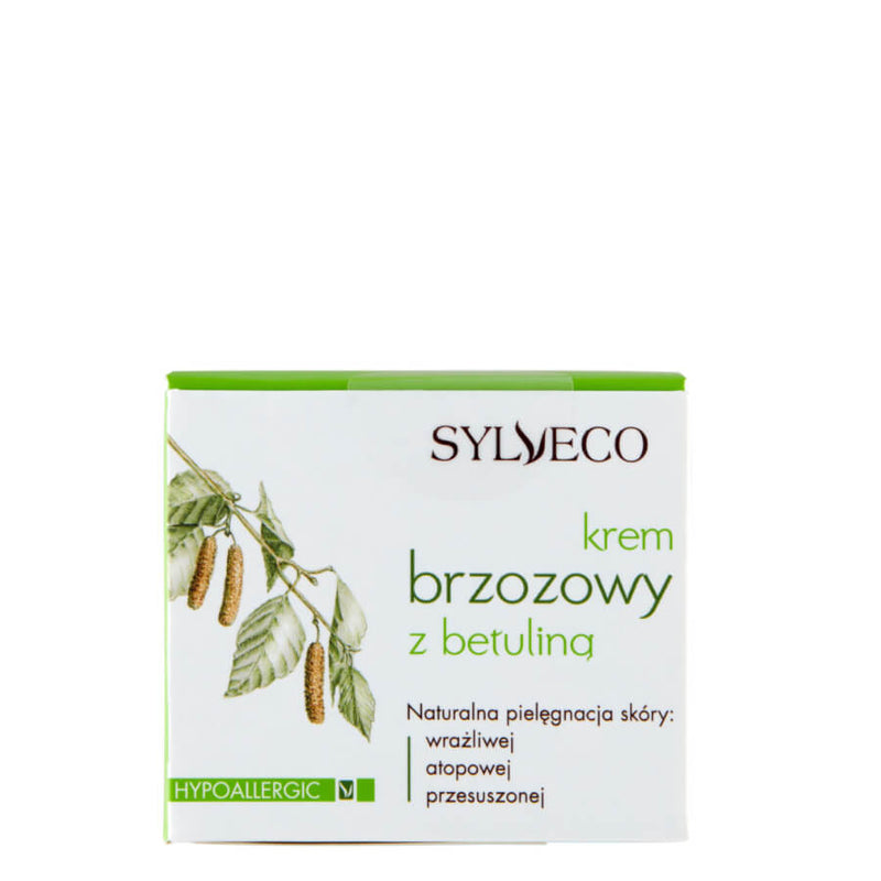 Sylveco Birch Face Cream for Atopic & Dry Skin