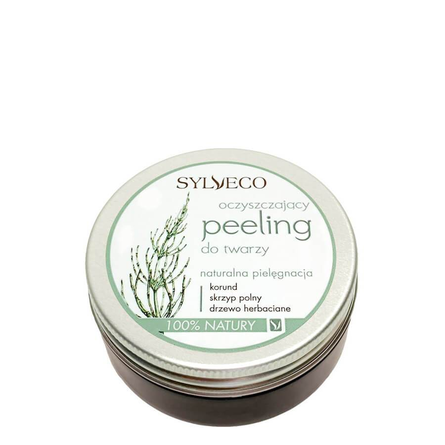 Sylveco Purifying Face Scrub Horsetail & Tea Tree 75ml