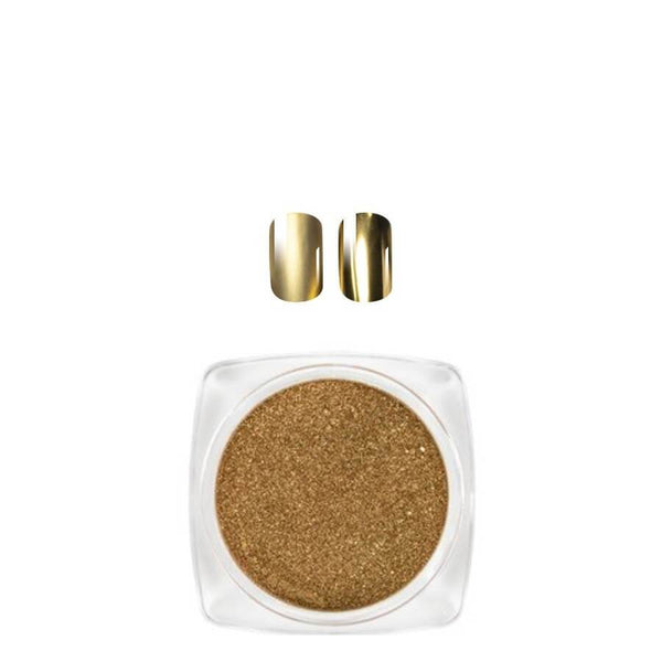 Victoria Vynn Metallic Nail Dust 16 gold