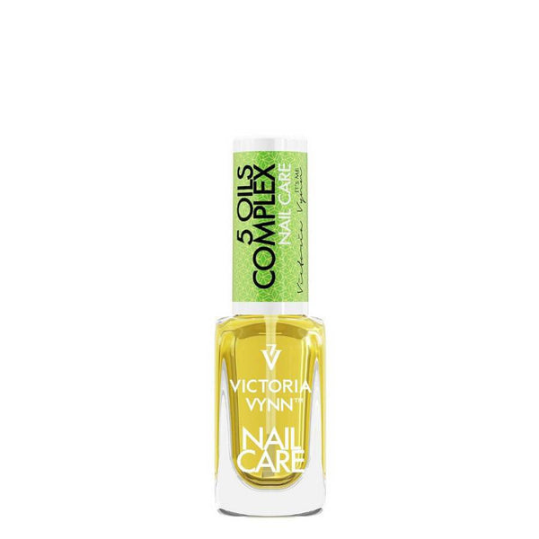 Victoria Vynn Nail and Cuticle 5 Oils Complex cuticle conditioner natural oil blend