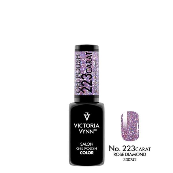Victoria Vynn Gel Polish Color 223 Carat Rose Diamond 8ml