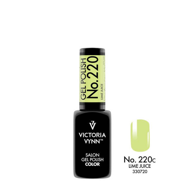 Victoria Vynn Gel Polish Color 220 Lime Juice  8ml