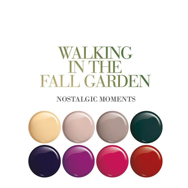 victoria vynn walking in the fall garden colletion nail hybrid swatch