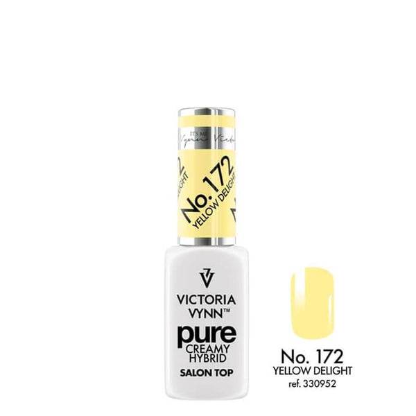 Victoria Vynn Pure Creamy Hybrid Gel 172 Yellow Delight 8ml