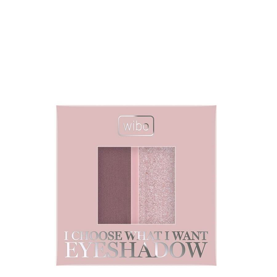 Wibo Duo Eyeshadow I Choose What I Want ash rose