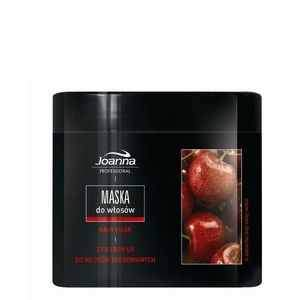 Joanna Hair Mask Cherry with Filter UV for Colored Hair Professional