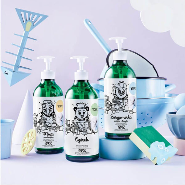Yope Natural Dishwashing Liquids