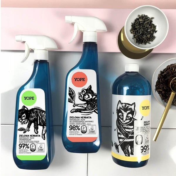 Yope Natural Universal Cleaners