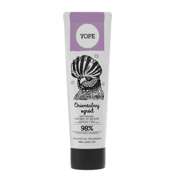 yope ntural hair conditioner oriental garden 170ml