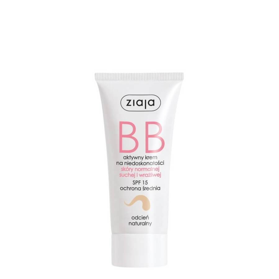 Ziaja BB Cream Skin Imperfections for Dry & Sensitive Skin natural shade