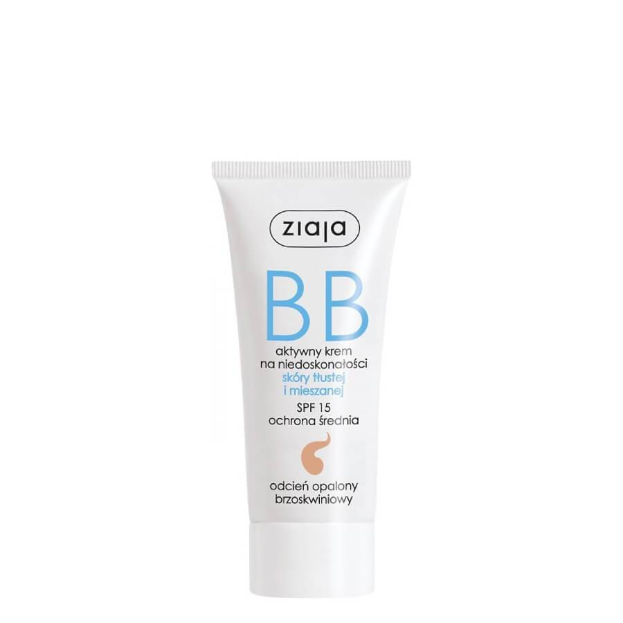 Ziaja BB Cream Skin Imperfections for Oily & Combination Skin normal shade