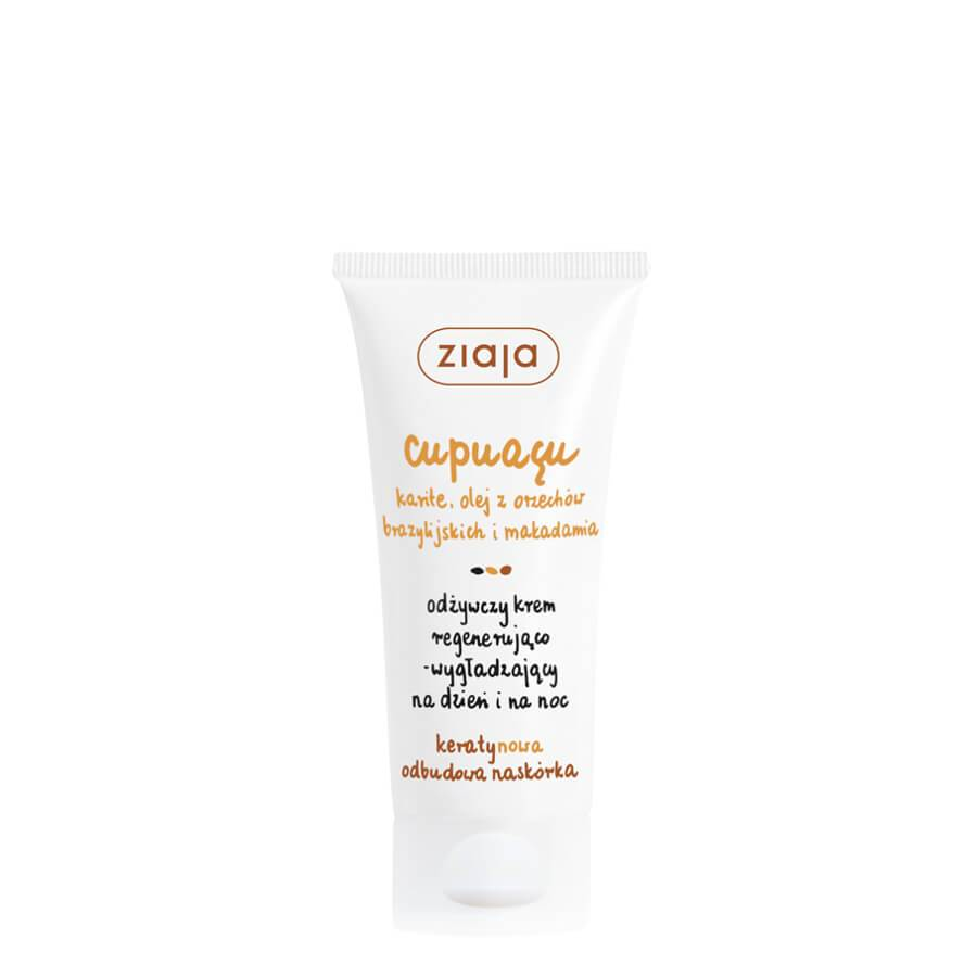 ziaja cupuacu nourishing face cream day nigdt 50ml