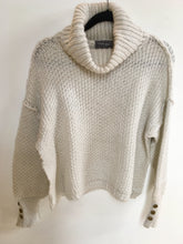 Load image into Gallery viewer, Wooden Ships OCTAVIA COWL NECK JUMPER