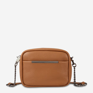 StatusAnxiety CULT HANDBAG- Pink, Black Nubuck or Tan