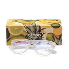 Load image into Gallery viewer, Caddis FOG MIKLOS Blue Light Filter Reading Glasses