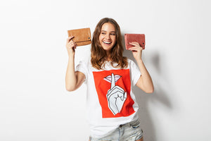 StatusAnxiety NORMA WALLET- 4 colours