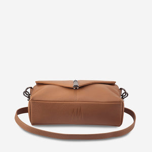 StatusAnxiety EXILE BAG- Tan or Black