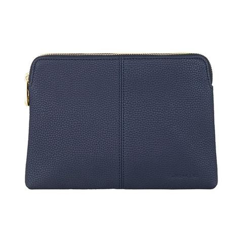 Elms + King DOUBLE BOWERY BAG- French Navy