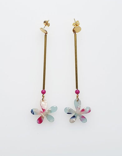 Middle Child FLOWER EARRINGS