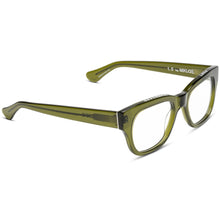 Load image into Gallery viewer, Caddis HERITAGE GREEN MIKLOS Blue Light Filter Reading Glasses