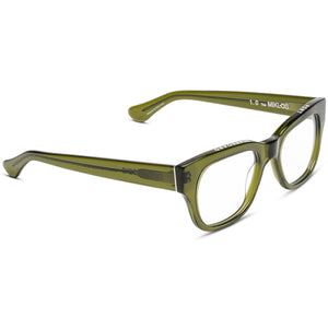 Caddis HERITAGE GREEN MIKLOS Blue Light Filter Reading Glasses