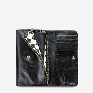 StatusAnxiety AUDREY WALLET- 10 colour options