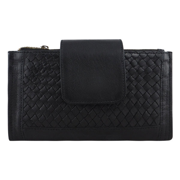 Cadelle PRATO versatile bag- woven or studded leather