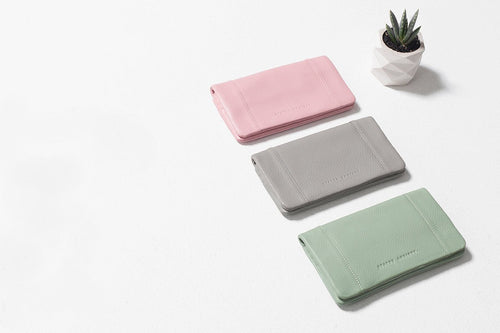 StatusAnxiety SOME TYPE OF LOVE WALLET- 5 colour options