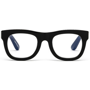 Caddis BLACK D28 Blue Light Filter Reading Glasses