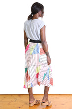 Load image into Gallery viewer, Olga de Polga TIFFANY PLEAT SKIRT- Pink