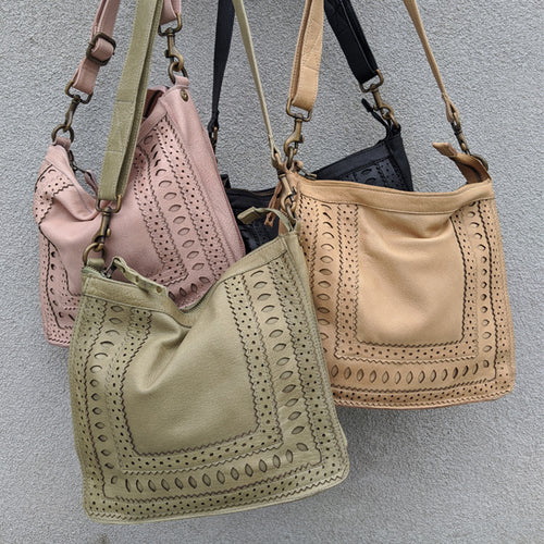 Cadelle TALIAH BAG- Black, Misty Rose, Taupe or Light Olive