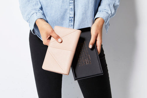 StatusAnxiety TRIPLE THREAT WALLET- 5 colours