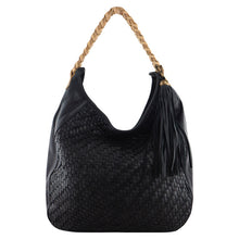 Load image into Gallery viewer, Cadelle IMANI WOVEN HANDBAG