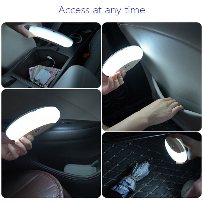 Car Led Roof Reading Light USB