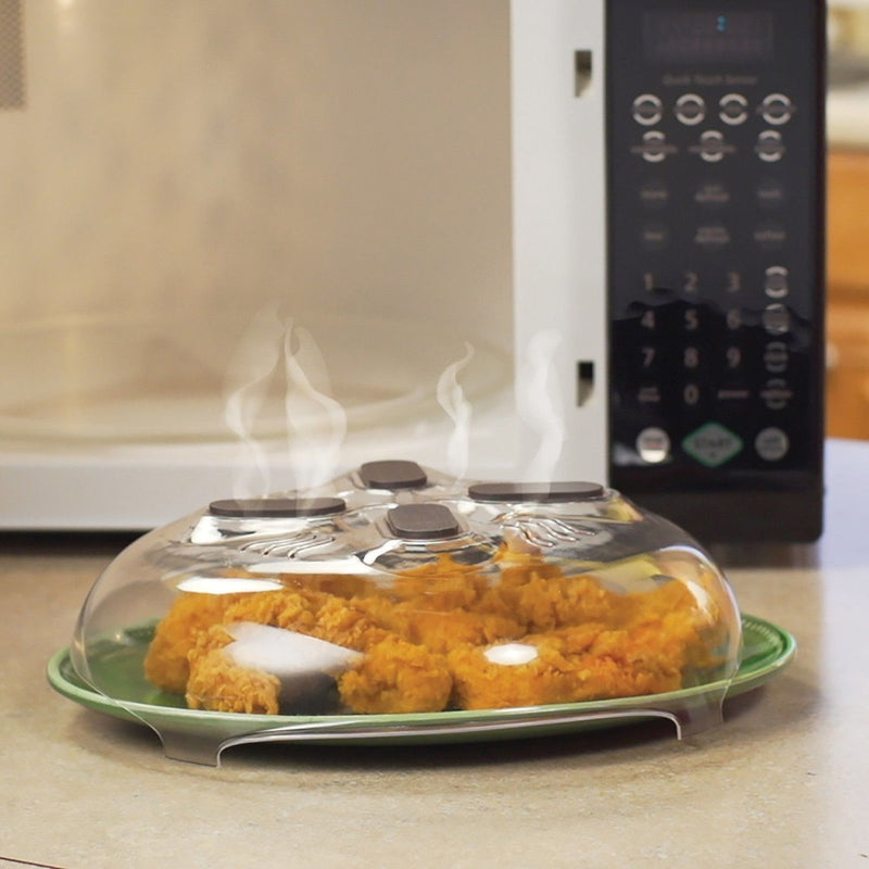 Splatter Guard Microwave Hover Anti-Sputtering Cover