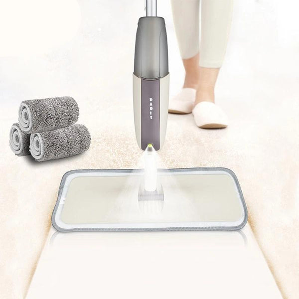 Floor Mop & Tiles Cleaner Microfiber Pads